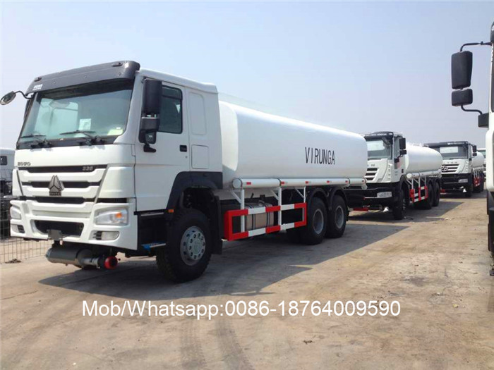 Mobile Gas Refueling Trucks