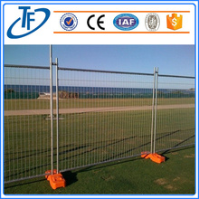 Removable Temporary Pagar / Crowd Control Barrier