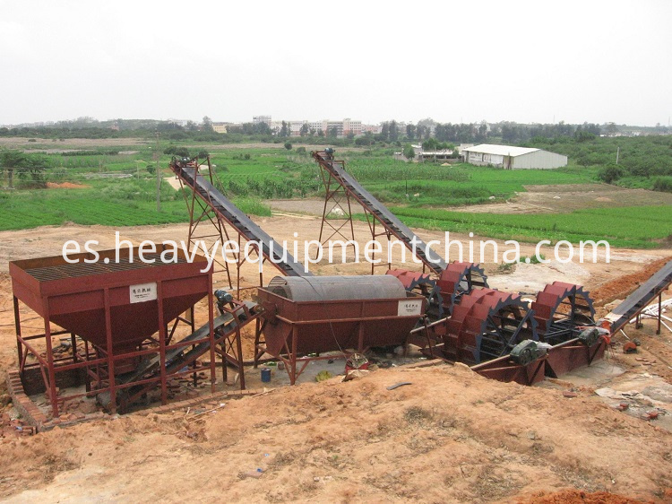 Stone Sand Washing Machine Plant Price