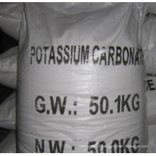 98% Potassium Carbonate for Industrial Grade