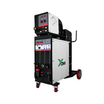 Digital Inverter Pulse DC pulsed MIG welders aluminum Co2 welding machine MIG-500