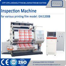 Máquina de verificação de qualidade da máquina de inspeção de etiquetas