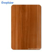 Guangzhou 3mm Color wood grain acrylic sheet