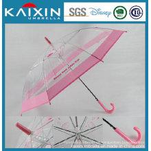 Eco-Friendly Printed Poe Kunststoff Umbrella