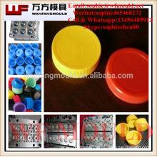 Precio de fábrica frascos de botellas de plástico fabricación de moldes / inyección de plástico casquillo del deporte proveedor de moldes