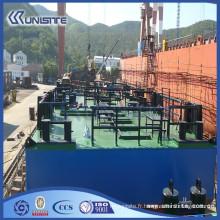 Plate-forme en acier plate-forme flottante en Chine pour la construction d'eau (USA2-006)