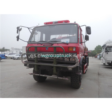 Nuevo Diesel 6x6 Water Fire Fighting Truck