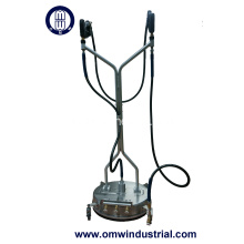 "21"" Surface Cleaner met Water Broom en kauwgom Nozzle"