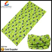 Hochwertiges New Desgin Polyester Outdoor Sport Multifunktionale Nahtlose Kopfbedeckung Bandana