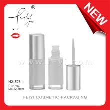 Alta qualidade Square Chubby Cosmética Amostra Embalagem Lip Gloss Custom Container