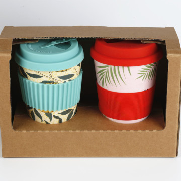 Drink Cup Corrugated Pdq Display Box Paper Packing