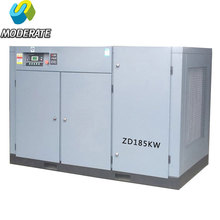 Electric Power 185KW Screw Air Compressor