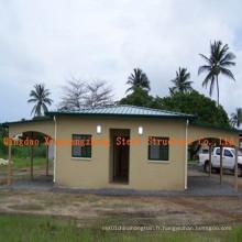 Villa portable / Maison préfabriquée pour personnalisé (MV-01)