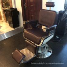 Fauteuil de coiffeur électrique