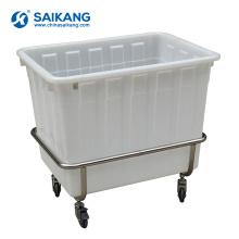 SKH105 Chariots médicaux en acier inoxydable Fabricant