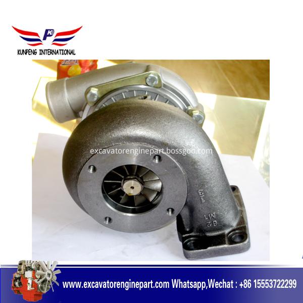 Pc200 Excavator Turbo 6d95 Turbocharger 6207 81 8311
