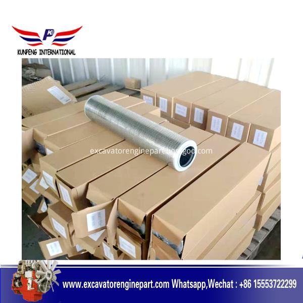Shantui SL60W Wheel Loader Parts Hydraulic filter DG966-02606