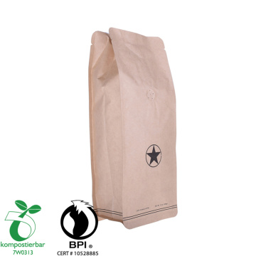 Ziplock Flat Bottom Eco Friendly Products Wholesale