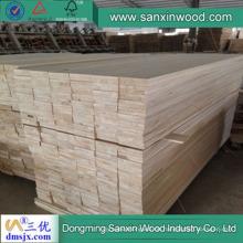 Massivholz ohne geklebte Paulownia Holzplatte von Sanxin Wood Company