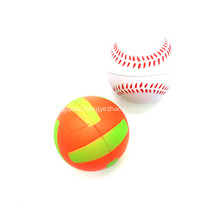 Promotional Volleyball Sports Stress Balls