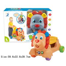 Plastik Spielzeug Baby Walking Buggy Spielzeug (h0940705)