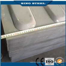 Spah Q235 A36 Material placa de acero laminado en caliente 2.0 * 1000 mm