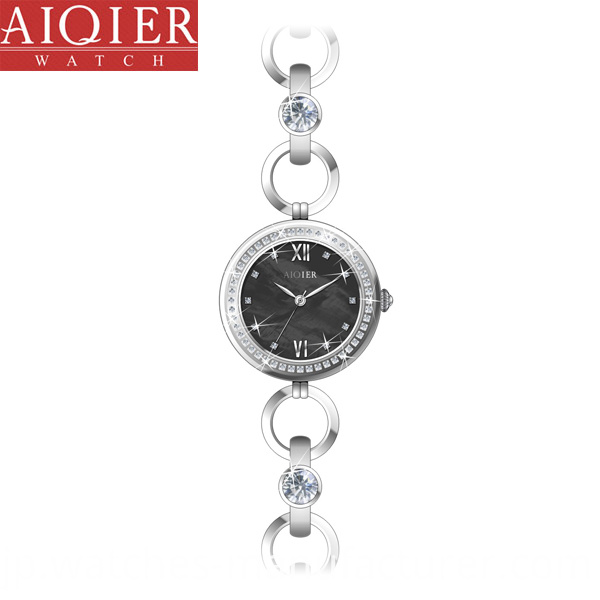 Fashion Watch with Diamond