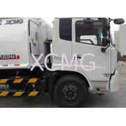 Refuse Special Purpose Vehicles Rear Load Garbage Truck