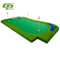 Mini estera artificial de Putting Green de campo de golf personalizado