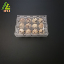 Transparent Blister Plastic Quail Eggs Tray