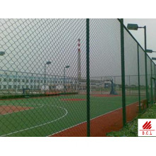 Lowest Price Chain Link Fencing (glvanized iron wire)