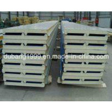 PU Sandwich Panel with Good Quality From China Manufacturer