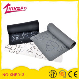 silicone square shape placemat