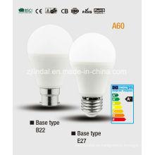 A60 Bombilla de LED