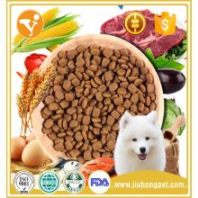 Alimentos secos de alta proteína para perros mejoran la salud del perro embarazo