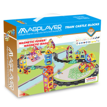 Brinquedos para blocos de construção Brinquedos magnéticos para crianças com certificados En71 e ASTM