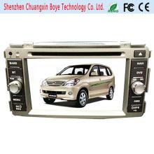 Car DVD MP4 Player para Toyota Avanza
