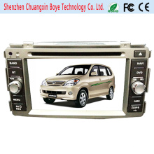 Car DVD MP4 Player for Toyota Avanza