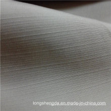 Resistente al agua y anti-estática ropa deportiva Tejido Plaid Jacquard 100% tela de poliéster (E140A)