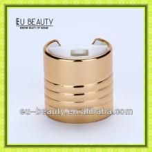 Хорошая алюминиевая крышка с резьбой 24 мм