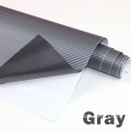Chromatic Vinyl Films 3D Carbon Fiber Car Film
