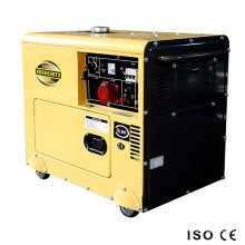 AC Single Phase Silent Diesel Generator