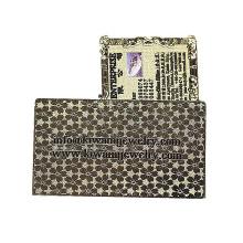 Custom Private Design Etching Metal Vip Business Card Printing