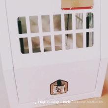 Caixa de gaiolas de cão de caça de alumínio resistente personalizado para ute
