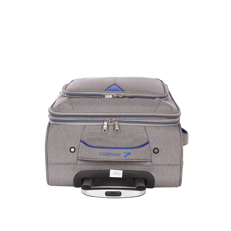 4fabric material suitcase type luggage 3pcs