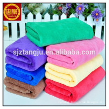 magic microfibre face cleaning cloth towel with logo