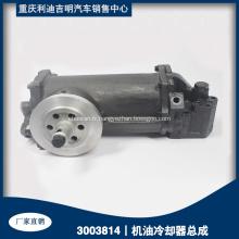 Refroidisseur d'huile de moteur diesel marin NT855 de générateur 3003814