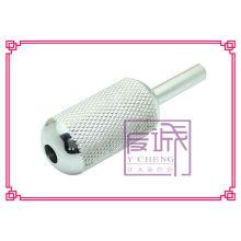 Нержавеющая сталь Tattoo Grip & Professional 304L Нержавеющая сталь Новая рукоятка для татуировки с трубкой