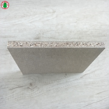 low price E1 grade plain particle board/chipboard