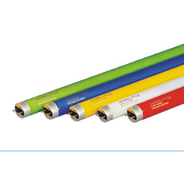 Tubo fluorescente de color ES-T8